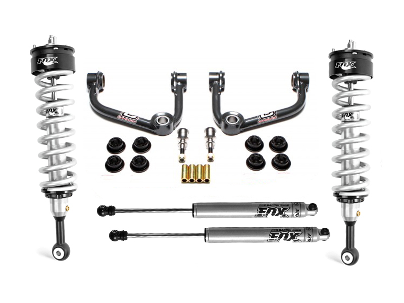 2009-2013 F150 4WD Fox Stage 2 Suspension Kit FOX-09STAGE2