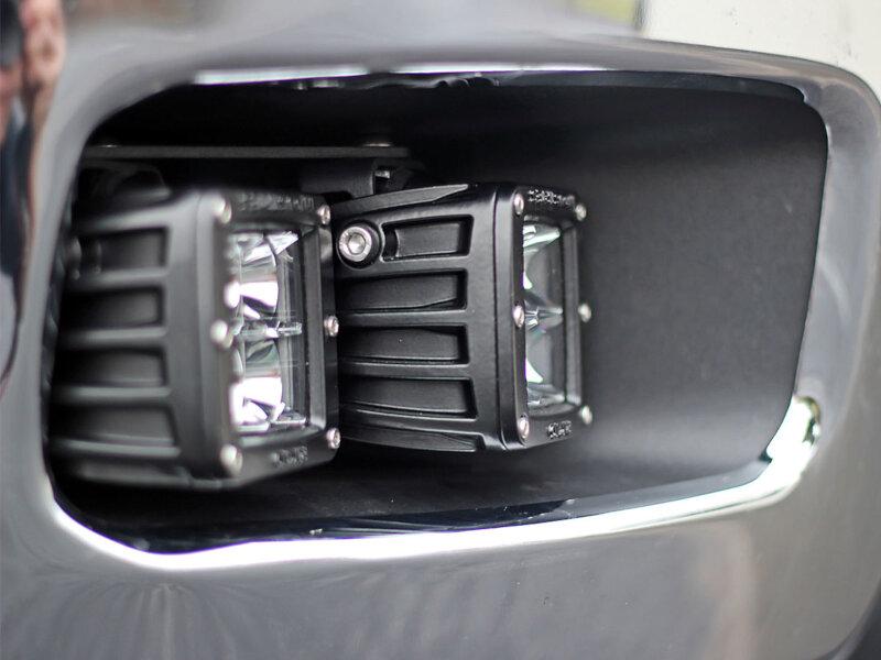 hight resolution of 2011 2013 chevrolet 2500 3500 rigid d series fog light mounting kit