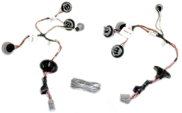 2005-2009 Mustang SHR Sequential Taillight Kit