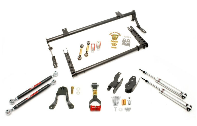 Mustang Bmr Suspension Drag Racing Package Level 2 Drp002