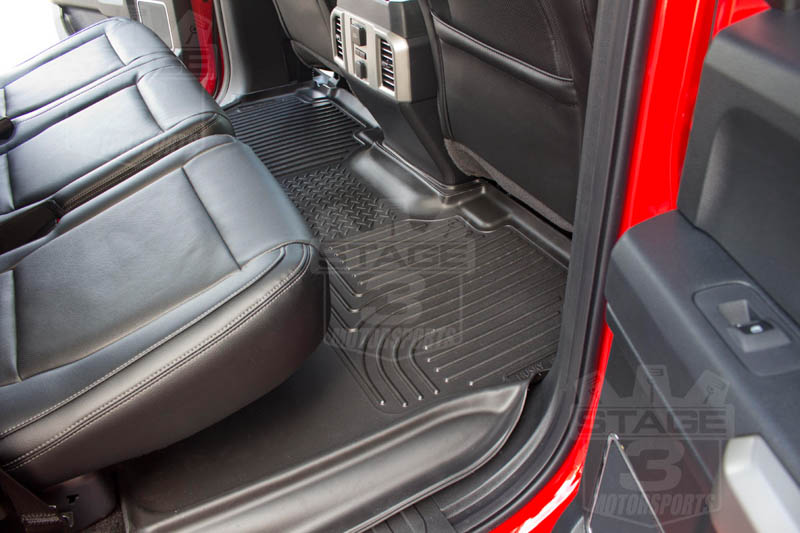 20152018 F150 SuperCrew Husky WeatherBeater Rear Seat