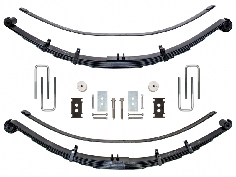 2010-2014 SVT Raptor ICON RXT Multi-Rate Rear Leaf Springs