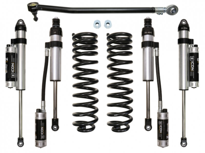 F250 Amp F350 Icon 2 5 Stage 4 Suspension System