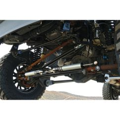 Dodge Ram Front End Diagram Parts Of A Blank Horse 2005-2016 Super Duty F250 & F350 Icon Dual Steering Stabilizer Bracket Kit 65000