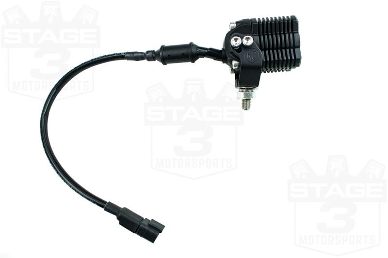 F150 Zroadz Hood Mount Amp Kc Flex Series Package