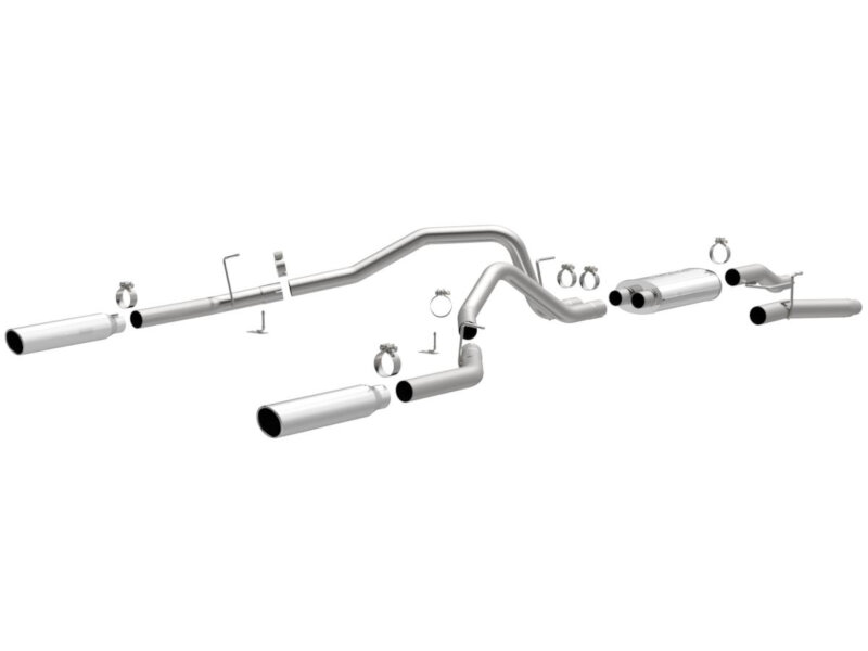 F 150 4 6l Amp 5 4l Exhaust Systems