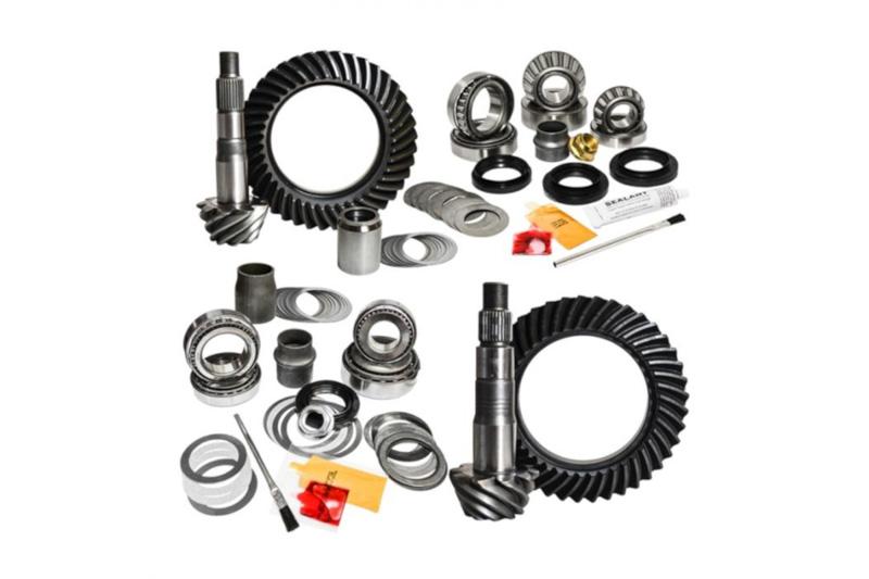 2005-2015 Tacoma 4x4 V6 w/o E-Locker Nitro Gear & Axle
