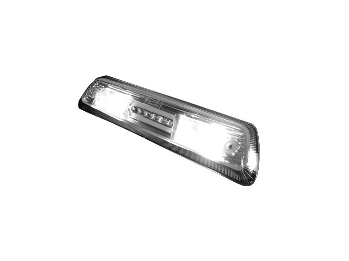2009-2014 F150 Recon Clear LED Third Brake Light with High