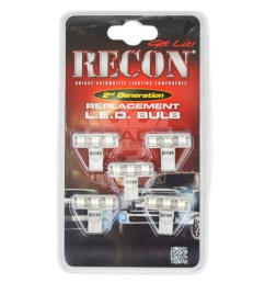 1999 2016 f250 f350 recon 5 led replacement bulbs white  [ 1200 x 800 Pixel ]