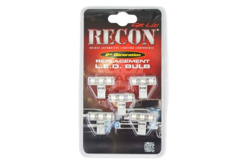 small resolution of 1999 2016 f250 f350 recon 5 led replacement bulbs white