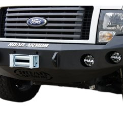 road armor front bumper with winch [ 1200 x 900 Pixel ]