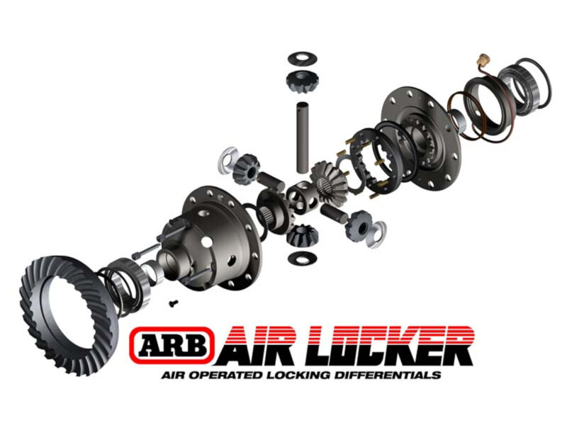 F250 Amp F350 Arb Air Locking Differential For