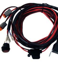 rigid industries d2 series wiring harness for d2 pairs 40196add to my lists rigid industries d2 [ 1200 x 900 Pixel ]
