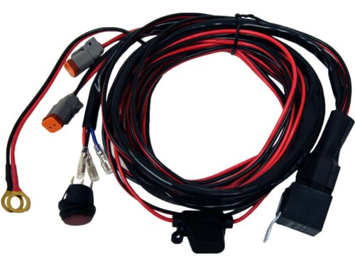 small resolution of rigid industries d2 series wiring harness for d2 pairs 40196add to my lists rigid industries d2