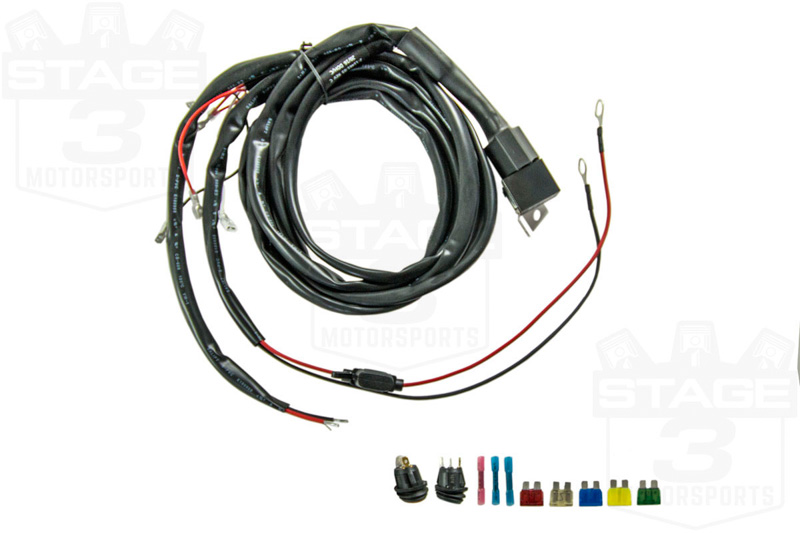 Rigid Industries Radiance Multi-Trigger Wiring Harness 40200
