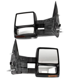 2007 2014 f150 tow mirrors with puddle lights install [ 1200 x 800 Pixel ]