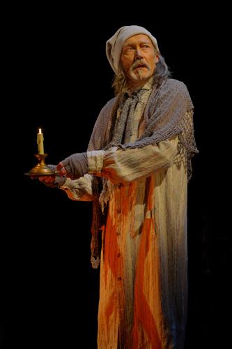 San Francisco Theater Review A CHRISTMAS CAROL ACT