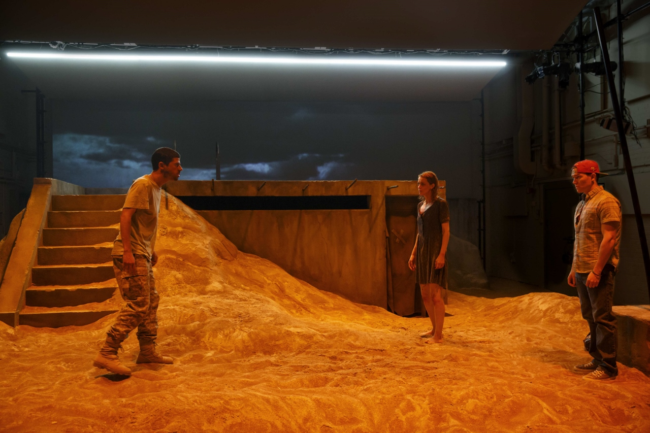 Theater Review AFGHANISTAN ZIMBABWE AMERICA KUWAIT