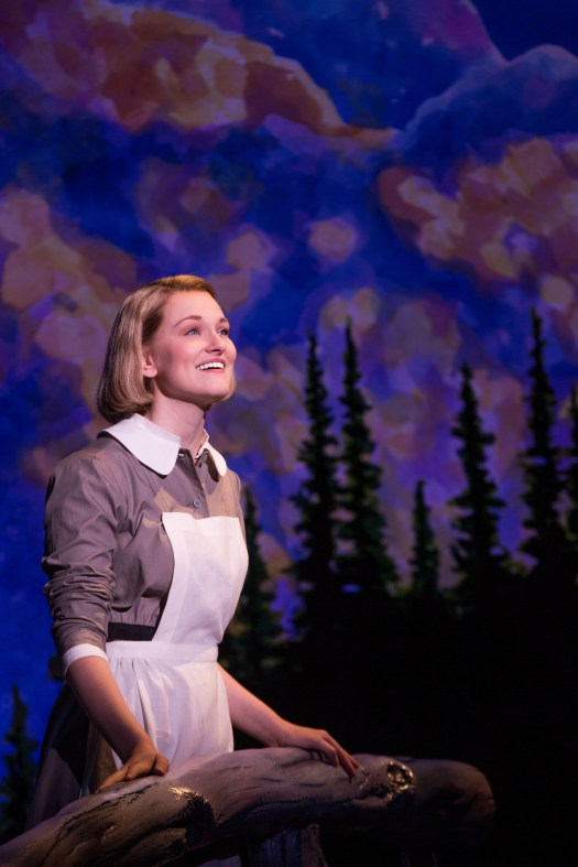 Theater Review: THE SOUND OF MUSIC (National Tour at the ...
