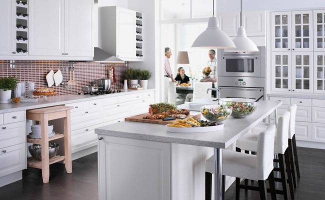Ikea Kitchen Cabinets Ideas Home Furniture Design
