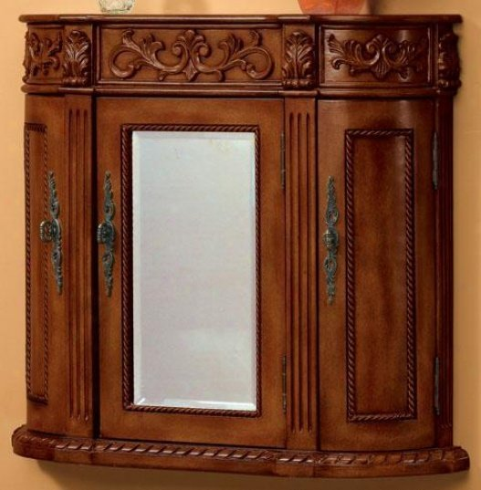 Antique Bathroom Wall Cabinet  Home Furniture Design