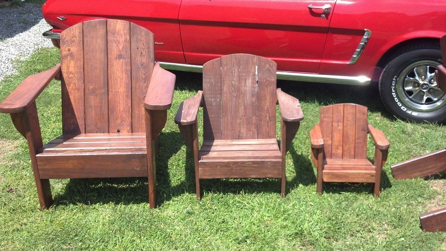 Baby Adirondack Chair  Home Furniture Design