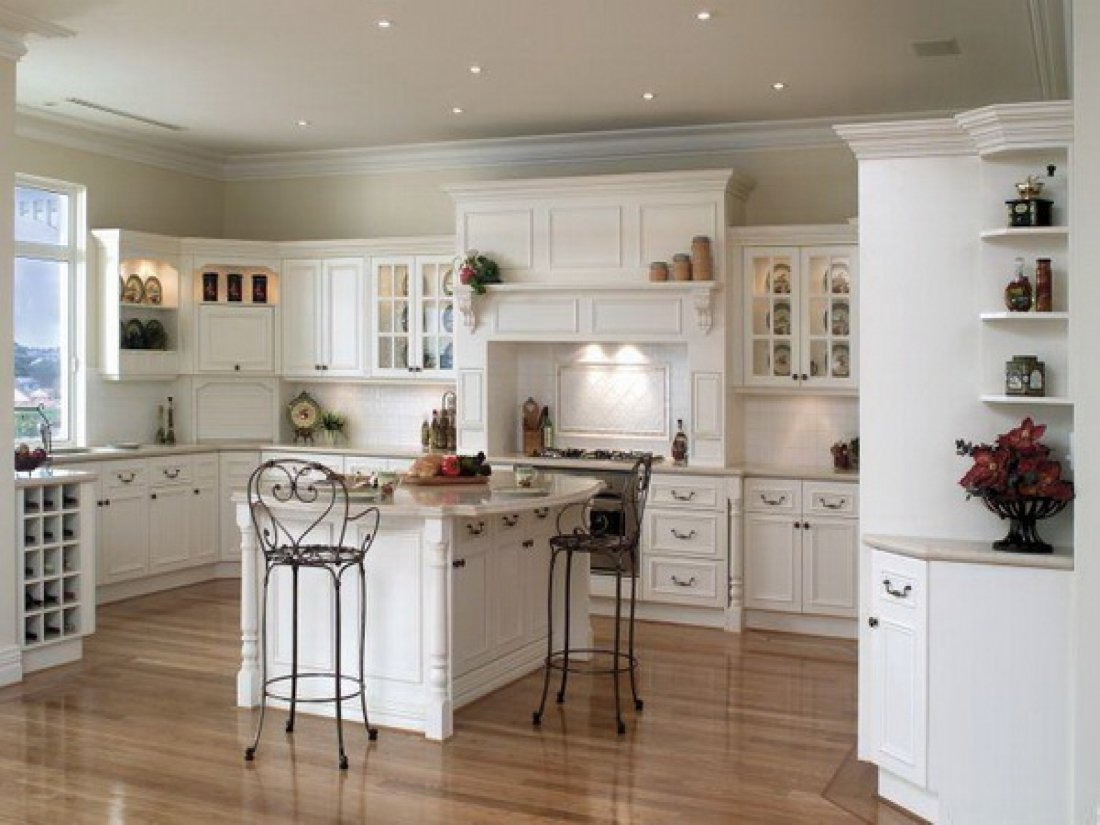 white kitchen cabinets ideas tv mount best paint colors with home