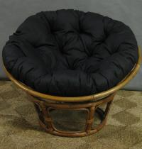 Black Papasan Chair - Home Furniture Design