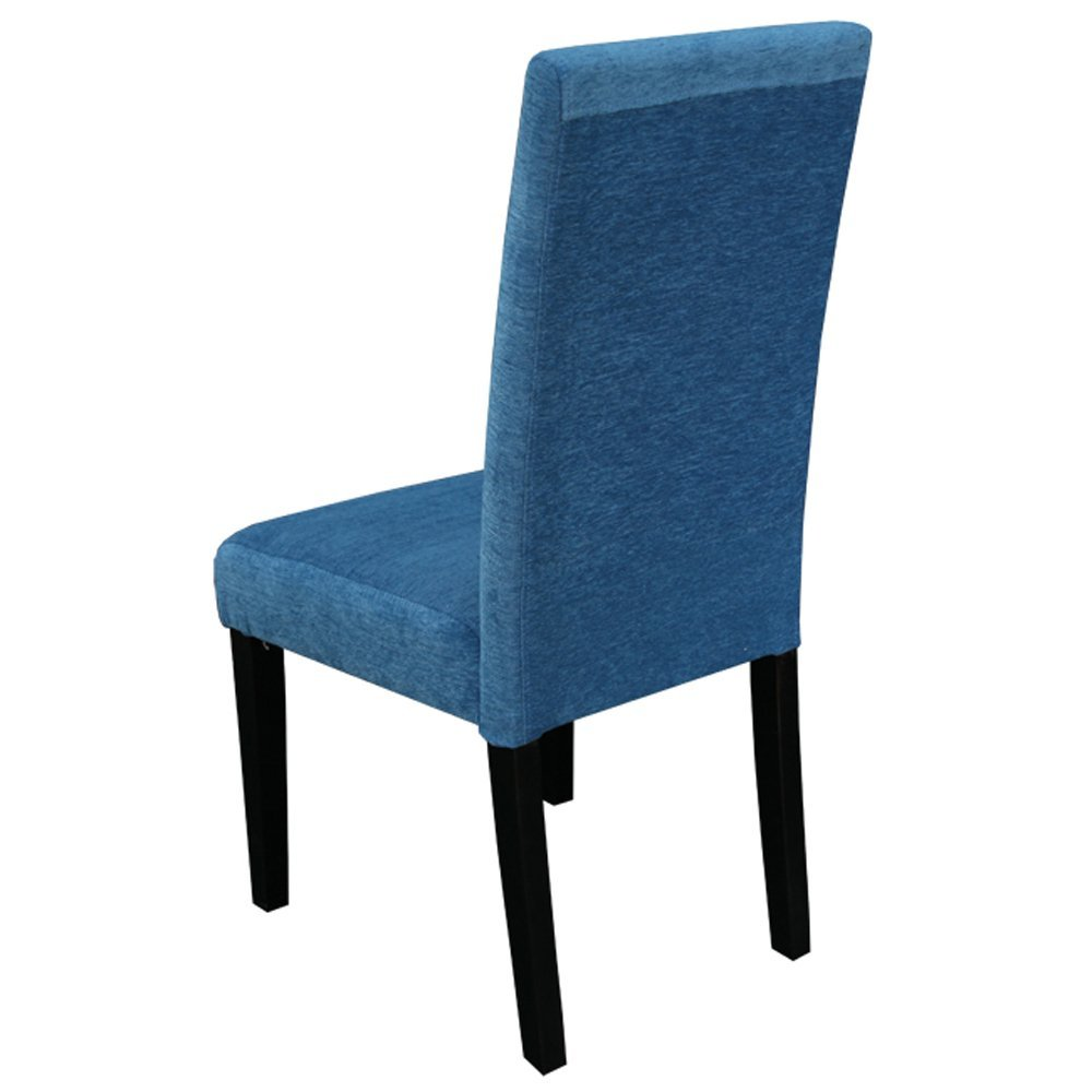 Blue Upholstered Dining Chairs  Home Furniture Design