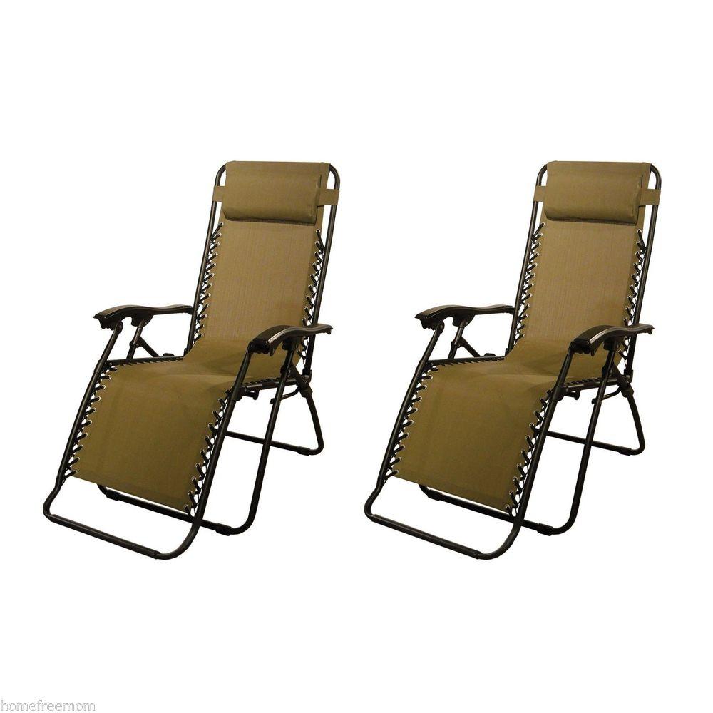 Caravan Sports Zero Gravity Chair  Home Furniture Design