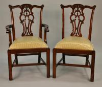 Chippendale Dining Room Chairs - Home Furniture Design