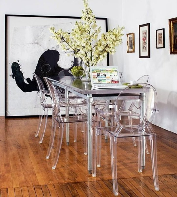 Clear Dining Room Chairs