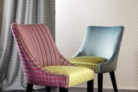 Custom Upholstered Dining Chairs - Home Furniture Design