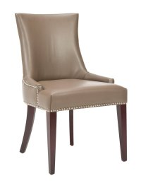 Faux Leather Dining Room Chairs - Home Furniture Design