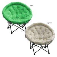 Foldable Papasan Chair - Home Furniture Design