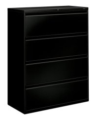 Hon 4 Drawer Lateral File Cabinet - Home Furniture Design