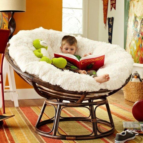 Kids Papasan Chair  Home Furniture Design