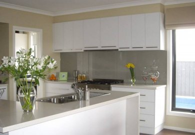 White Traditional Kitchens Home Design Ideas Pictures