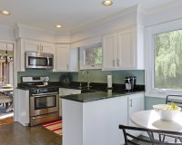Kitchen Paint Color Ideas with White Cabinets