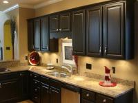 Kitchen Paint Colors with Dark Cabinets - Home Furniture ...