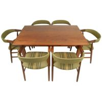 Mid Century Dining Room Chairs - Home Furniture Design