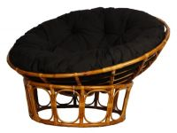 Rattan Papasan Chair - Home Furniture Design