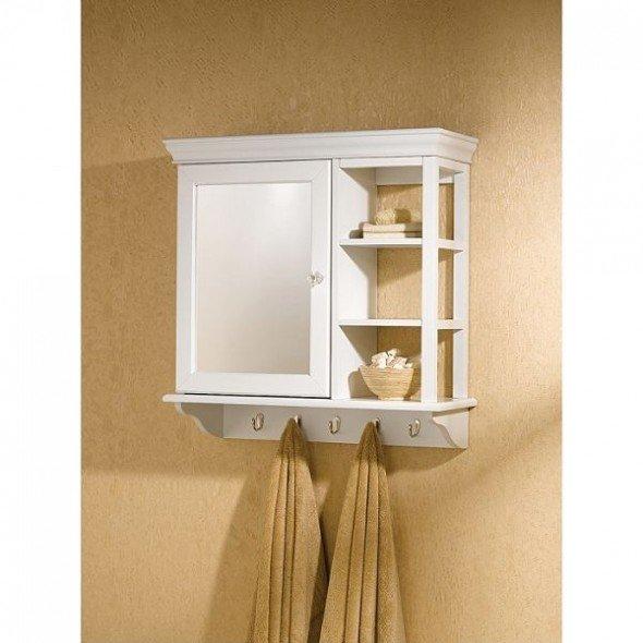 Small Bathroom Wall Cabinet