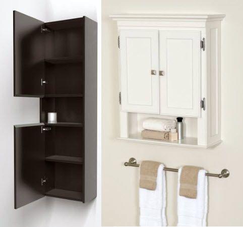 Wall Mount Bathroom Cabinet