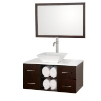 Wall Mounted Bathroom Vanity Cabinets - Home Furniture Design
