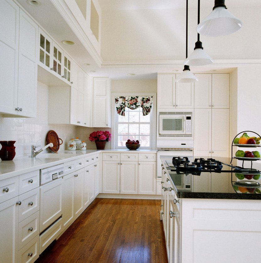 White Kitchen Cabinets Lowes  Home Furniture Design
