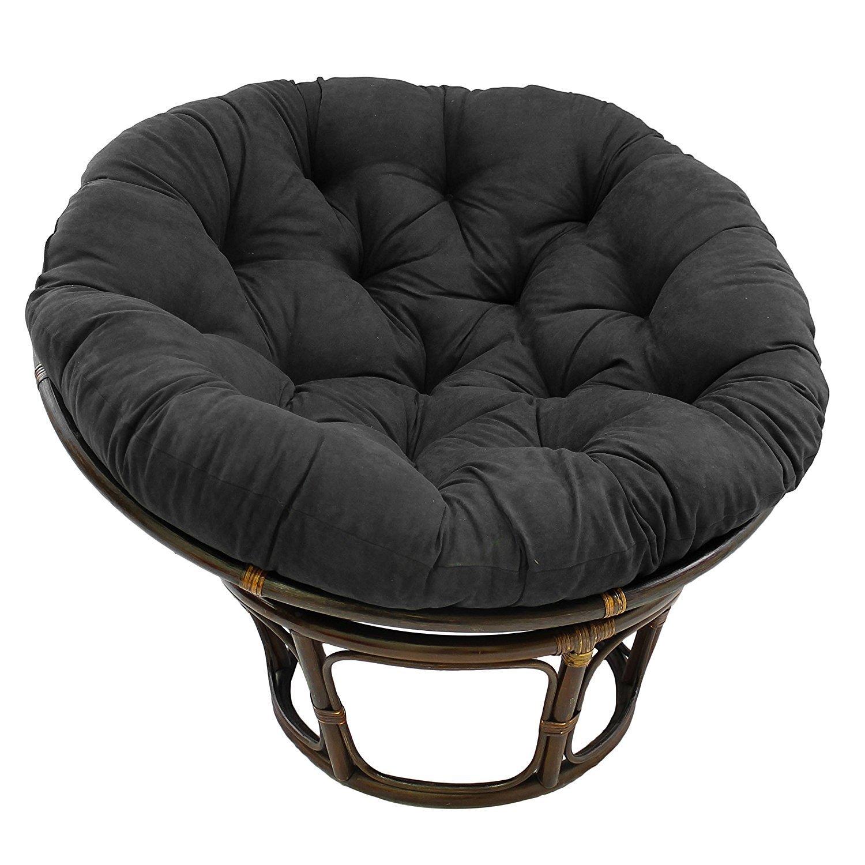 Black Papasan Chair  Home Furniture Design