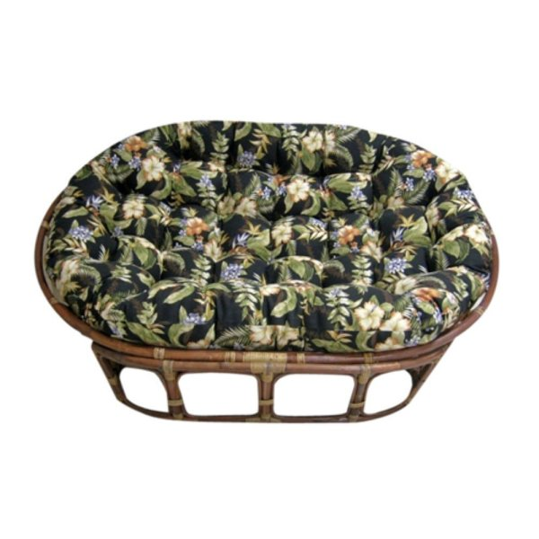 Outdoor Double Papasan Chair Cushions