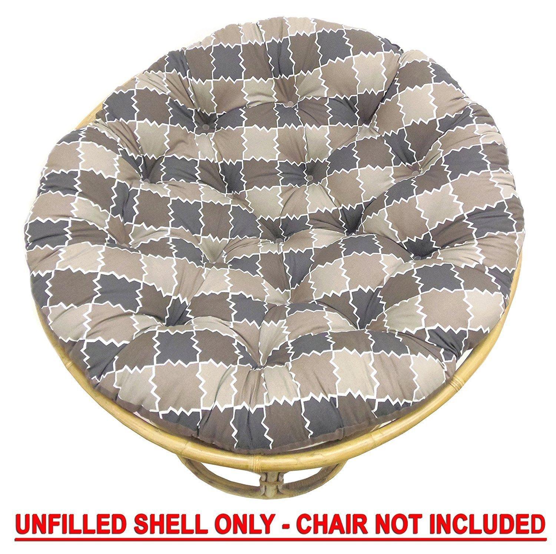 double saucer chair black desk executive pier 1 papasan - home furniture design