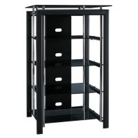Audio Rack Cabinet - Home Furniture Design